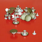 Replacement suspender buttons For Mens Bachelor Buttons 10/20pcs
