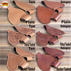 HILASON ADULT TACK REPLACEMENT FENDERS WESTERN TREELESS SADDLE BLEVINS BUCKLE