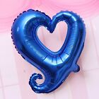 Helium Heart Mylor Foil Balloons Engagement Wedding Party Valentine Lover Decor