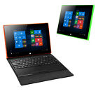 "iRULU Walknbook 10.1"" Win 10 OS Intel Cherry Tablet PC 2-in-1 Notebook 2GB 32GB"