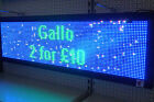 LED SIGN - Super Bright  + FULLY Programmable - TOP QUALITY