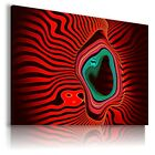 MODERN DESIGN ABYSS  Canvas Wall Art Abstract Picture Large SIZES ! 430