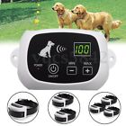 Wireless 1/2/3 Dog Fence Pet Train Containment System Rechargeable & Waterproof