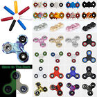 Adult Tri-Spinner Fidget Figit Stick Flip Toys Hand Spinner Anti Stress Reliever