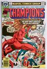 The Champions #7 (Aug 1976, Marvel) VG/FN