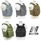 NcSTAR Adjustable Military Police Tactical MOLLE PALS ESAPI Plate Carrier Vest