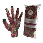 2 Pairs Ladies Gardening Gloves - Work Gloves for Women. Best Ladies Garden Gift
