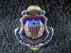 Vintage US ADJUTANT GENERAL'S CORPS INSIGNIA DI 1775 DEFEND AND SERVE Pin