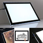 USB A2/A3/A4 LED Grafiktablett Touchpad Animation Bleistift Skizze Lightbox Neu