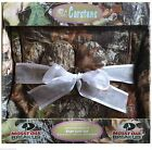 NEW IN BOX MOSSY OAK CAMO CAMOUFLAGE BABY GIFT SET BLANKT BIB BOOTIES SUPER SOFT