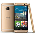 HTC One M9 M9e 16GB (OIS Version) GSM Unlocked Smartphone Gold on Silver - USA
