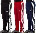 adidas Kids T16 Tracksuit Trousers Boys Sports Gym Running Track Sweat Pants