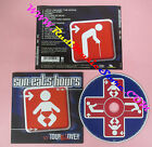 CD SUN EATS HOURS Tour All Over 2003 Europe RUDE RECORDS no lp mc dvd (CS14)