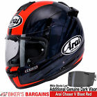 "Arai Chaser V ""Blast Red"" Was £399.99 - Now £329.99 (Including Dark Visor)"