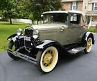 1931+Ford+Model+A+Sport+Coupe+1931+MODEL+A+SPORT+COUPE+RUMBLE+SEAT+OLDER+RESTO+RUNS+DRIVES+GREAT
