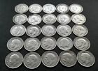 25 X PRE1920 0.925 SILVER THREEPENCE 3D COINS 34.4G IN WEIGH