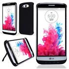 US Stock 3800mAh External Battery Case Power Charger Cover For LG G3 D855 D858