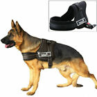 Pet Control Big Dog Soft Reflective No Pull Harness for Large Medium Small Dogs