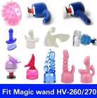 Hitachi Magic Wand Massager & Attachments Fits HV-270/260 Vibrator Attachments