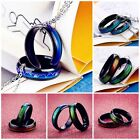 Men Women Creative Emotion Mood Ring Personality Ring Vintage Color Changing