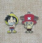 Lot Japanese anime necklace Metal Charms Pendants DIY Jewellery Making M732