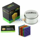 "Внешний вид - US Stock Dia 5mm/0.2"" Sphere Magnetic Beads 3D Puzzle Neodymium 216pcs N42"