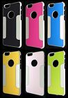 """iPhone 6 4.7"""" Fitted Case in Metallic Colors & Chrome"""