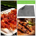BBQ Round Grilling Mesh, Non-stick Teflon Grill Mat for Cooking / Barbecue US