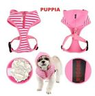 Puppia Dog Harness HOODED HALCYON PINK  - S or M