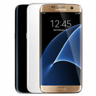 Samsung Galaxy S7 Edge 32GB Unlocked GSM Smartphone Cell Phone White Gold Black/