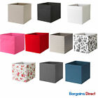 IKEA Drona Storage Boxes - Kallax Shelving Unit and Expedit Book Shelf Toy Box