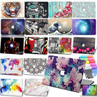 """Rubberized HARD Painting case +Key+LCD Cover For new Macbook Air Pro 11""""12""""13""""15"""