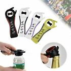 Home Kitchen 5 in 1 Bottles Jars Cans Manual Opener Multifunction Tool Gadget