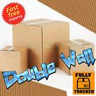X LARGE D/W CARDBOARD REMOVAL EMPTY BOXES 16x16x16""