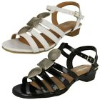 Ladies Van Dal Strappy Buckle Sandals For Day or Night - Atlantic II SM