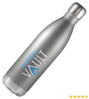 WaterVault Stainless Steel Thermo Water Bottle, Vacuum Insulated Double Walled,