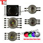 RGBW (RGB+W+Y+UV) 6W,9W,12W,15W,21W LED Lamp Emitter Diodes For Stage Ligh
