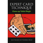 Expert Card Technique by Jean Hugard & Frederick Braue - Book