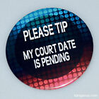 PLEASE TIP MY COURT DATE IS PENDING - 1 New Pin or PinSet - hospitality employee