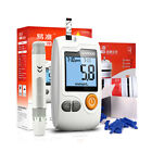 Sannuo medical Blood Glucose no coding monitoring system meter strips Lancets