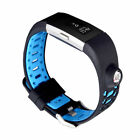 UK Various Luxe Watch Band Replacement Wrist Strap Bracelet For Fitbit Charge 2