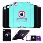 Heavy Duty Kickstand Protective Armor Hard Case Cover Skin For iPad Mini 1 2 3
