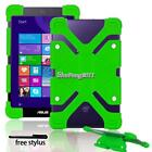 "Silicone Stand Cover Case For 7"" 8"" ASUS Fonepad/ZenPad/MEMO Pad/VivoTab +Stylus"