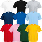 3er Pack FRUIT OF THE LOOM Valueweight T-Shirts viele Farben und Sets NEU