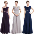 Ever-Pretty Long Evening Party Dresses Prom Gowns Maxi Bridesmaid Dress 09989