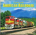CLASSIC AMERICAN RAILROADS - BY MIKE SCHAFER - 15 RAILROADS WITH LONG LIVES - VG