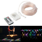 10M Waterproof 100 LED String Fairy Lights Copper Wire Solar/Battery Powered