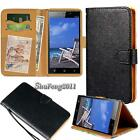 Black Flip Cover Stand Wallet Leather Case For Various Gionee SmartPhones +Strap $3.99 USD on eBay