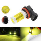 Gold Yellow 4300K CREE H8 H11 LED Replacement Bulb For Fog Lights, Driving Lamps