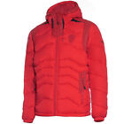 Puma Ferrari SF Down Padded Thermal Insulation Jacket Mens Red 567064 02 EE37